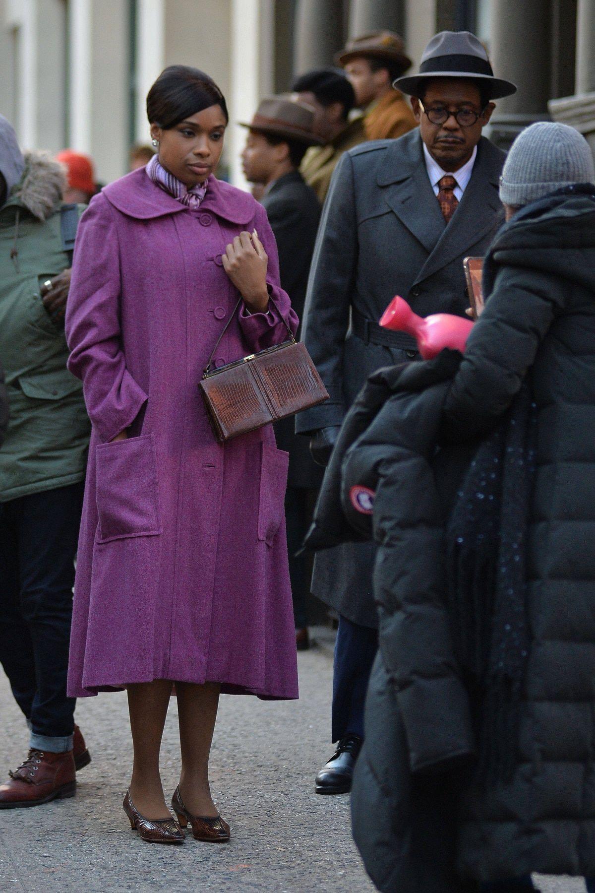Jennifer Hudson als Aretha Franklin: Das sind die ersten Bilder vom Set