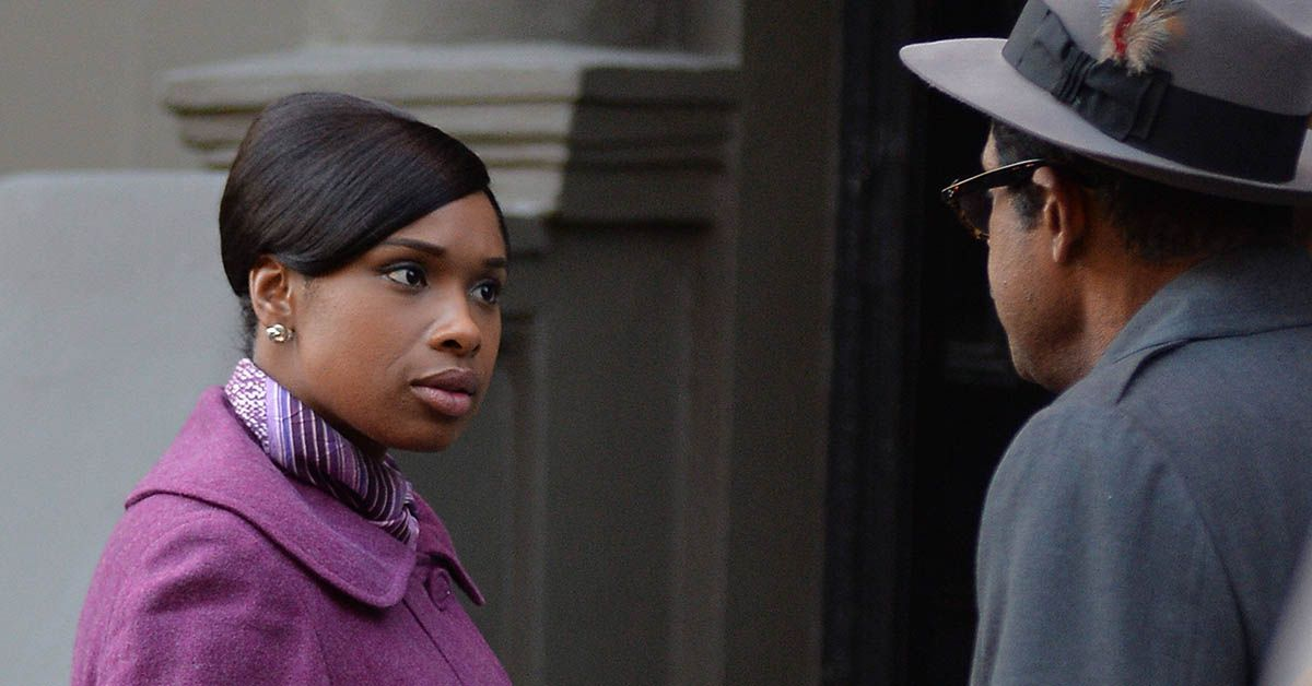 Jennifer Hudson als Aretha Franklin: Das sind neuste Bilder vom Set