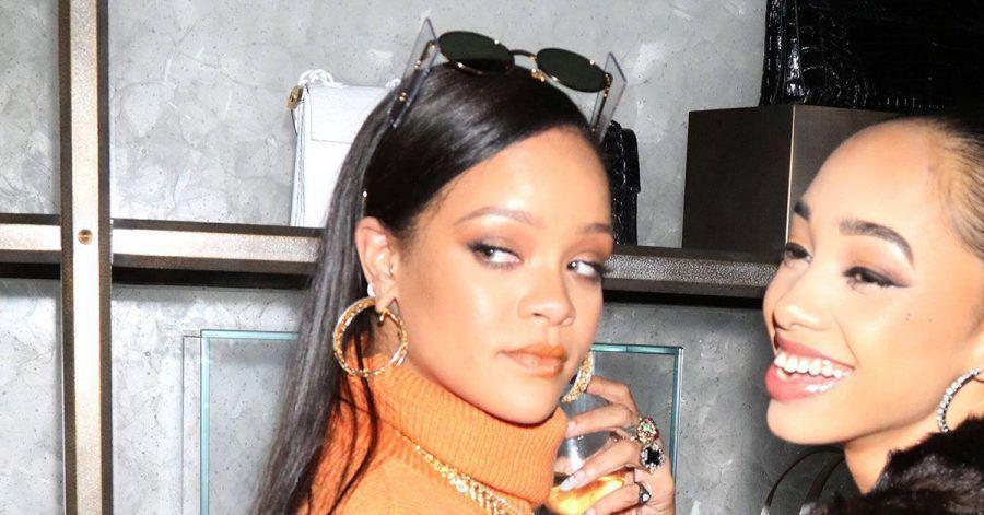 Rihanna: Darum verdient sie sich an Valentinstag eine goldene Nase