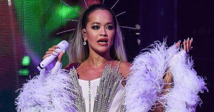"""Rita Ora über ihre schwere Operation: """"Das ist SO schmerzhaft!"""""""