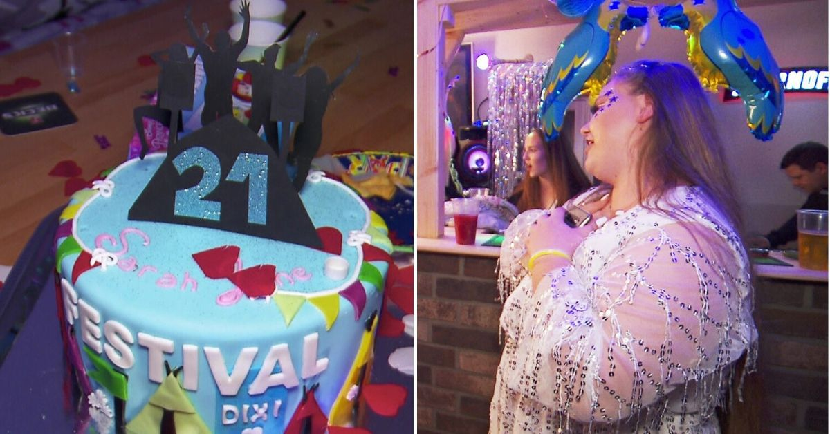 Die Wollnys: Celina überrascht Sarah-Jane zum Geburtstag