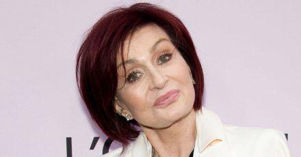 Sharon Osbourne 20 Jahre jünger und dann auch noch graues Haupthaar!