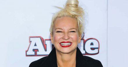 Sia hat zwei fertige Alben und ein Musical in der Pipeline