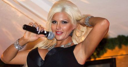 Sophia Vegas: Es soll noch ein Baby her!