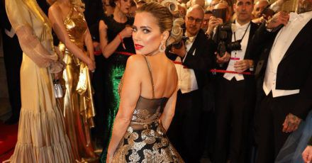 Best Dress of the Day (859): Sylvie Meis beim Opernball