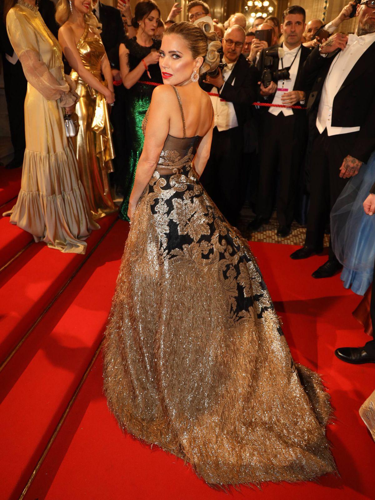Best Dress of the Day (859): Sylvie Meis beim Opernball