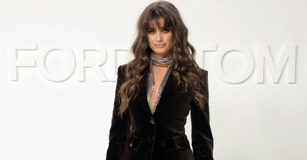 Best Dress of the Day (854): Taylor Hill begeistert mit Lässigkeit