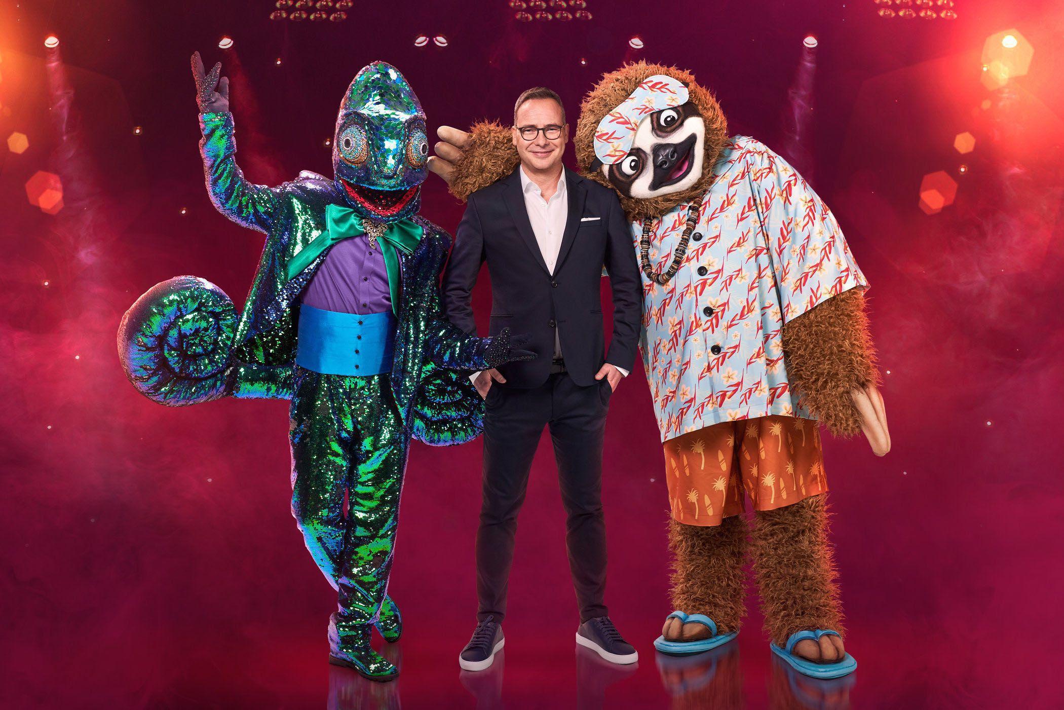"""""""The Masked Singer"""": So sehen die neuen Kostüme aus!"""