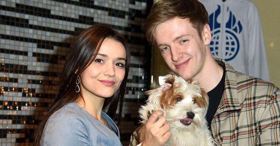 Timur Bartels: Valentinstag mit Romeo und Michelle