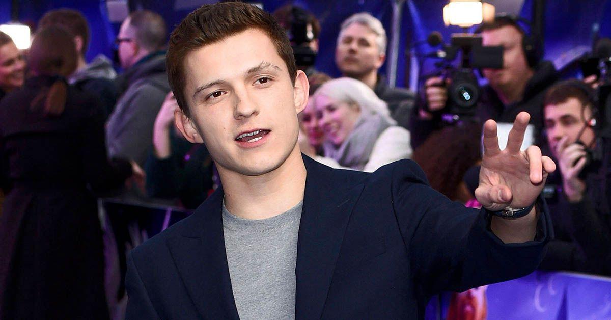 """Tom Holland kennt alle Spider-Man-Geheimnisse: """"Jetzt weiß ich alles"""" - klatsch-tratsch.de"""