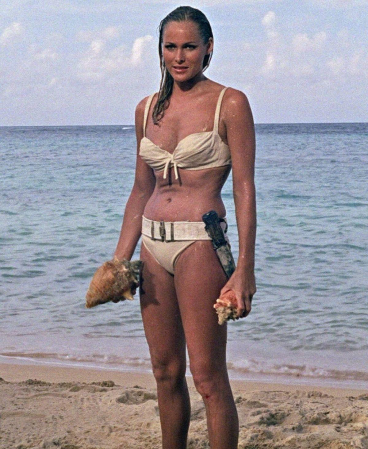 Michelle Hunziker wird zum Bond-Girl