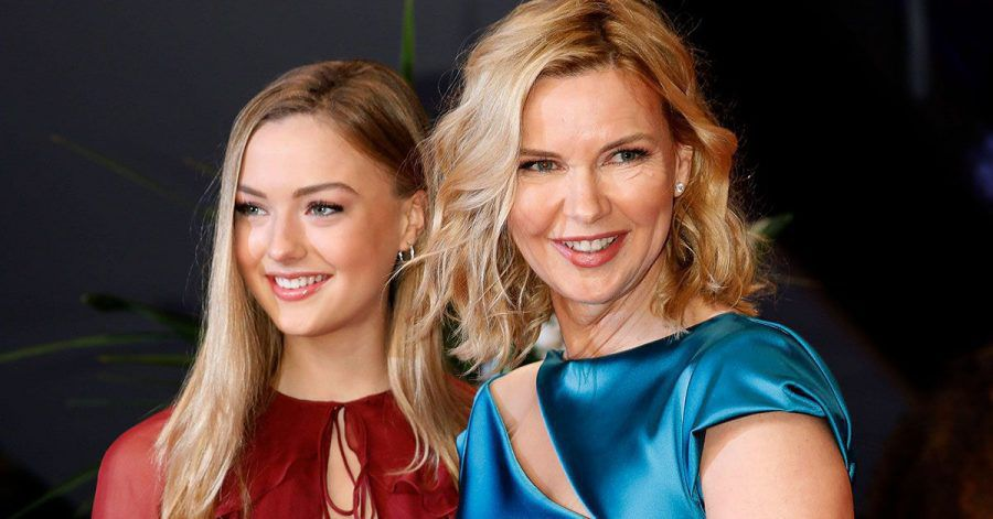 Veronica Ferres: Erster Teppich-Auftritt mit Tochter Lilly