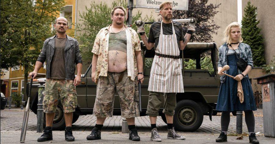 """Filmkritik """"Die Känguru-Chroniken"""": Anarchisch, aber mit ganz viel Wortwitz"""