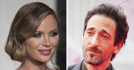 Harvey Weinsteins schöne Ex datet Hollywoodstar Adrien Brody