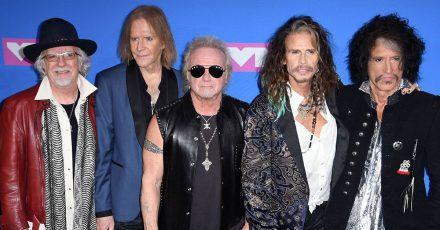 """Aerosmith appellieren: """"Verbreite die Krankheit nicht!"""""""
