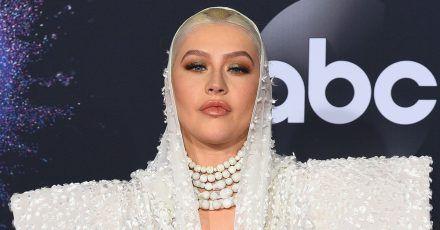 Christina Aguilera musste Konzert absagen