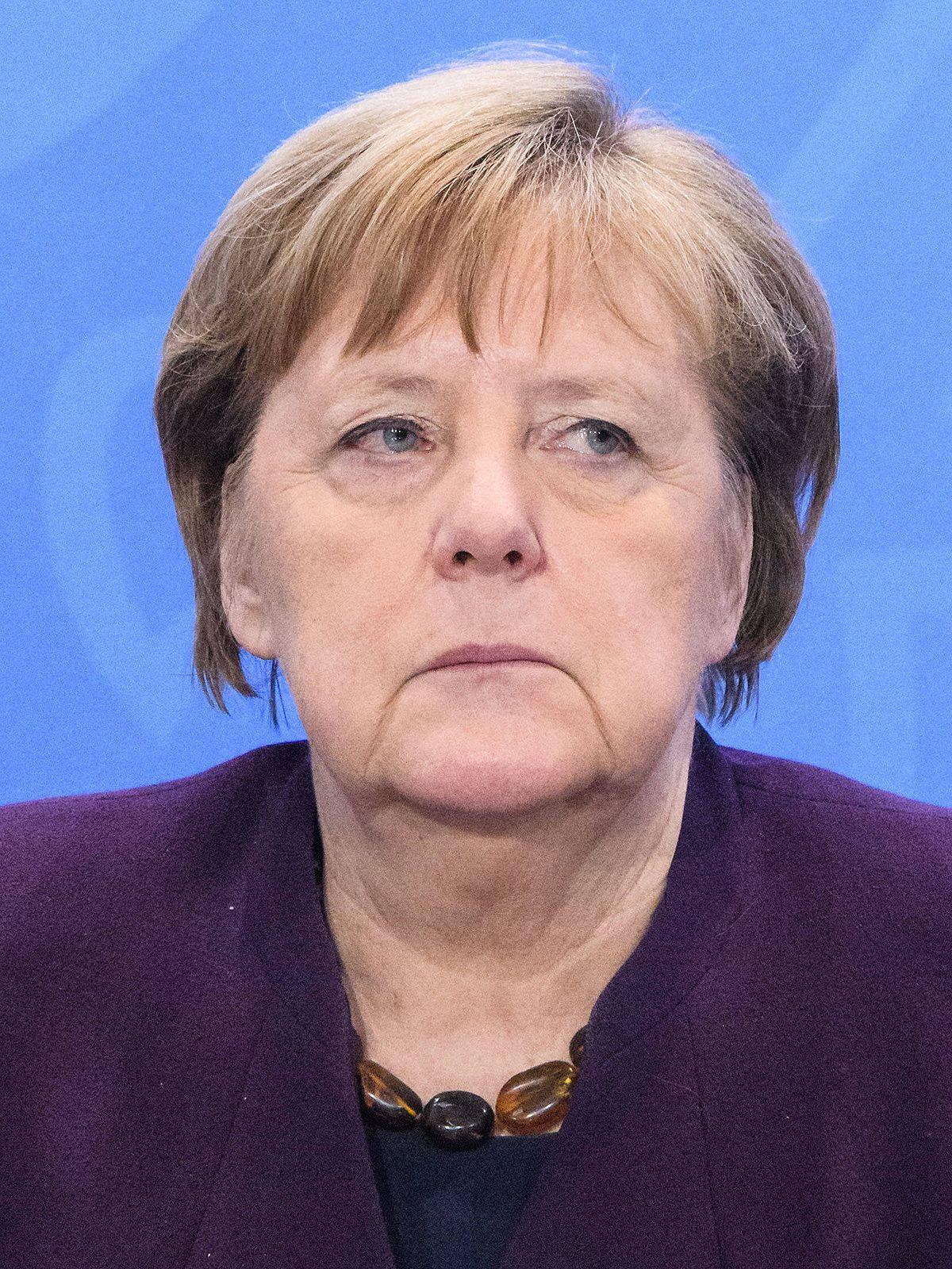 Kanzlerin Merkel wendet sich heute Abend erstmals an ihr Volk