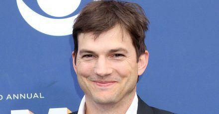 Ashton Kutcher imitiert Schweinestimmen für seine Tochter