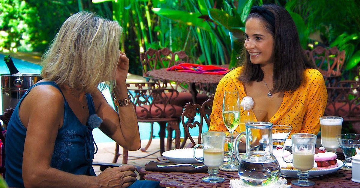 """""""Bachelor""""-Finale: So reagiert Sebastians Mama auf Diana und Wio"""