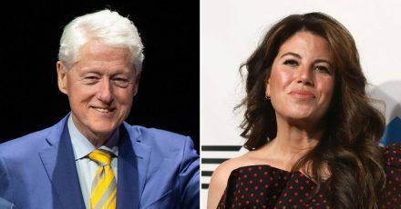 Bill Clinton: Monica lenkte ihn vom Alltag als Präsident ab