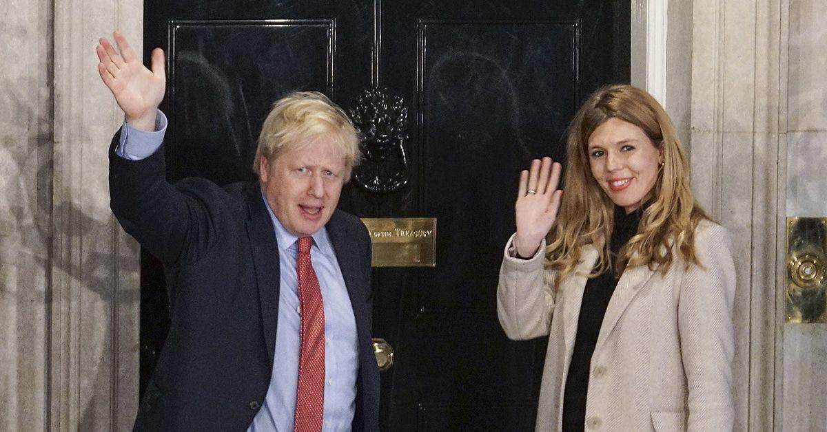 Boris Johnson wird Vater und will eine 24 Jahre Jüngere heiraten