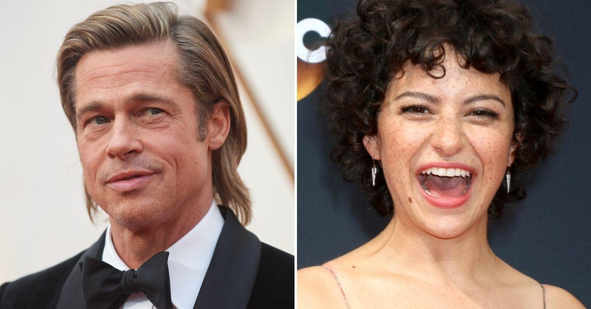 Brad Pitt wurde schon wieder mit dieser Dame gesehen