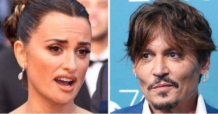 Penelope Cruz stellt sich jetzt hinter Johnny Depp