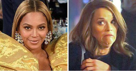 Reese Witherspoon trinkt wegen Beyonce schon morgens Champus