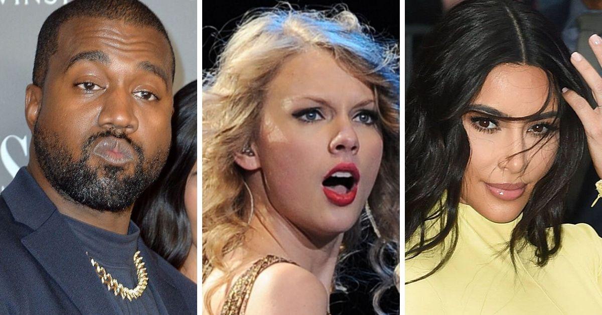 Taylor Swifts Kanye-Streit eskaliert weiter - jetzt schaltet sich auch Kim ein! - klatsch-tratsch.de