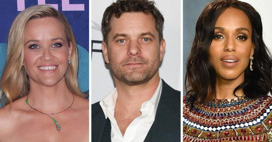 Joshua Jackson holt sich Tipps von Reese Witherspoon & Kerry Washington