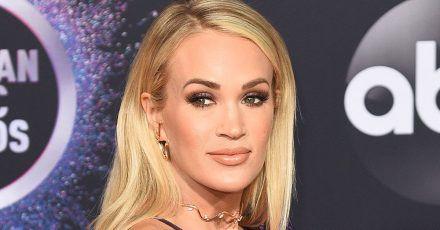 Carrie Underwood reflektiert ihre drei Fehlgeburten