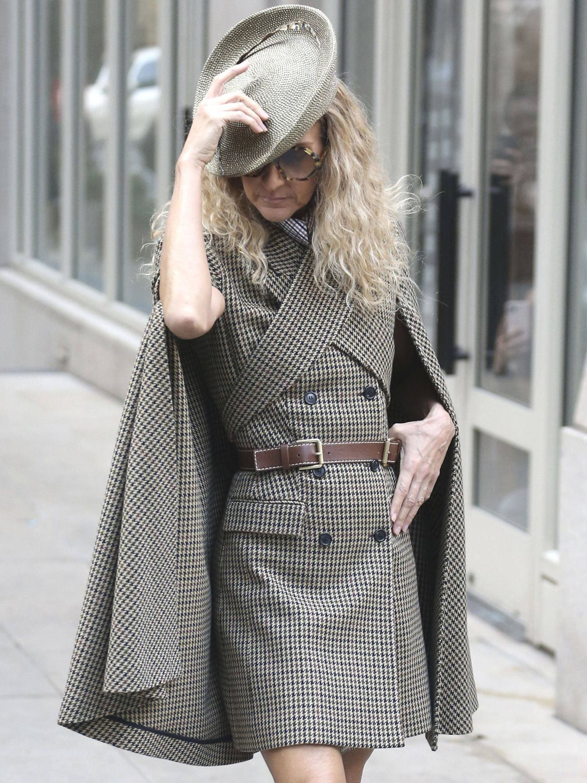 Worst Dress of the Day (867): Céline Dion als schräger Robin Hood