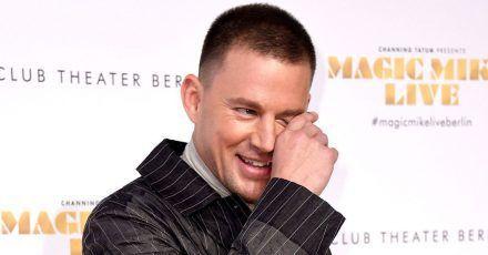 Channing Tatum: Sein neuer Film ist seiner geliebten Lulu gewidmet