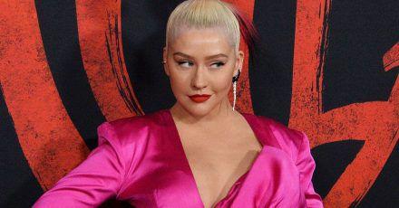 """Christina Aguilera: """"Ich war noch grün hinter den Ohren"""""""