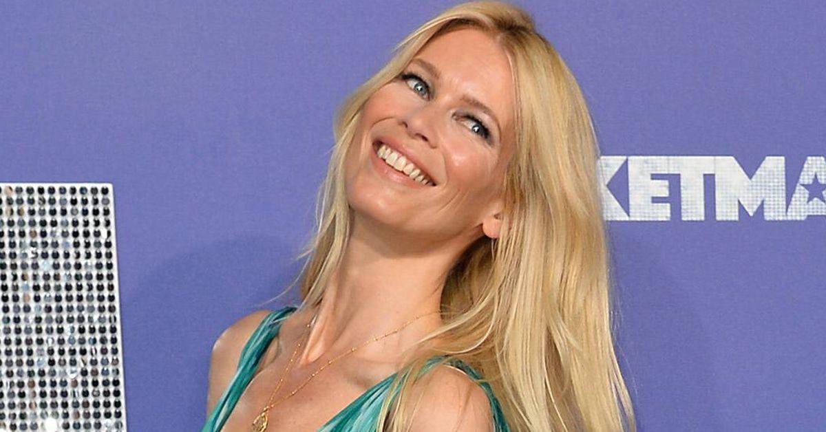 Claudia Schiffer hatte eigenen Bodyguard für ihre Unterwäsche