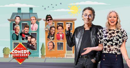 Ruth Moschner und Hugo Egon Balder ziehen mit Live-Show nach