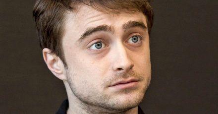 """Daniel Radcliffe hat kein Corona: """"Sehe doch die ganze Zeit krank aus"""""""