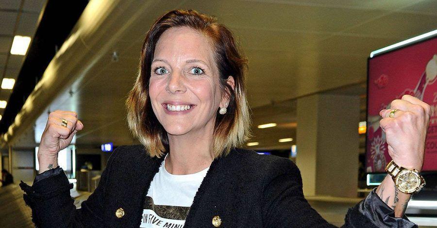 Daniela Büchner verteidigt ihren Job und arbeitet trotz Corona weiter