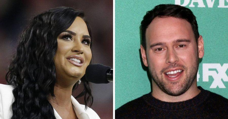 """Scooter Braun über Demi Lovato: """"Sie gehört zur Familie"""""""