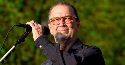 Eric Clapton: Den 74-Jährigen hat es auch erwischt