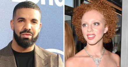 Drake zeigt erstmals Sohn Adonis und der sieht aus wie Anna Ermakova