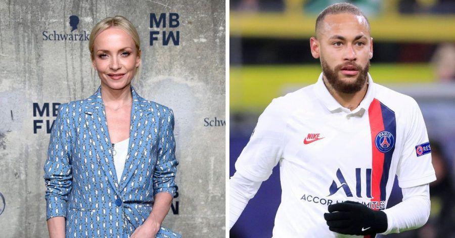 Geht da was zwischen Janin Ullmann und Neymar?