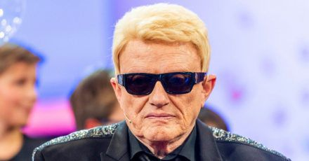 """Heino (81): """"Ich hab den Krieg überlebt und werde auch Corona überleben"""""""