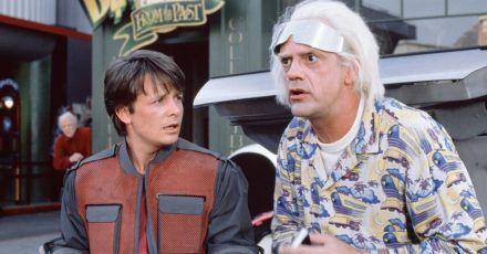 Zurück in die Zukunft: Reunion zwischen Christopher Lloyd und Michael J. Fox