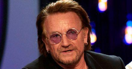 U2-Frontmann Bono bringt Song über Corona-Krise raus