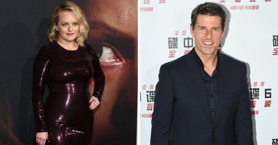 Elisabeth Moss: Verlobung mit Tom Cruise ist eine Ente