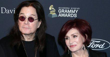 Ozzy und Sharon Osbourne überraschen Fans mit Sitcom-Gastauftritt