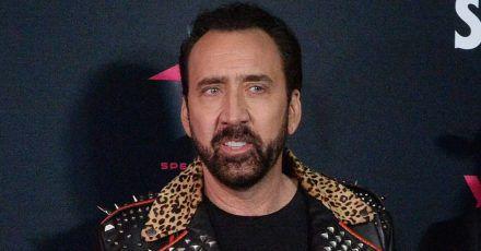 """Nicolas Cage ist gerne der """"Gestörte"""""""
