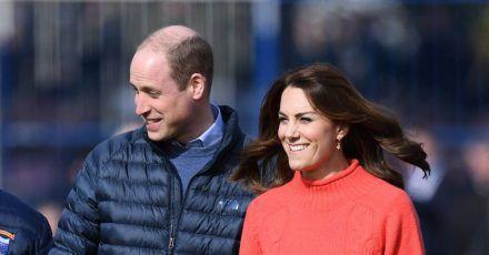 Kate Middleton und Prinz William gratulieren allen Mamas zum (britischen) Muttertag