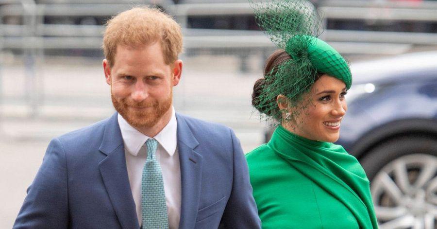 Meghan Markle und Prinz Harry wollen jetzt von Los Angeles aus helfen